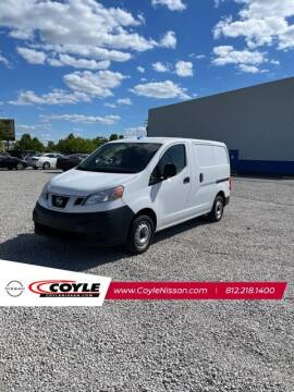 2014 Nissan NV200 for sale at COYLE GM - COYLE NISSAN - New Inventory in Clarksville IN
