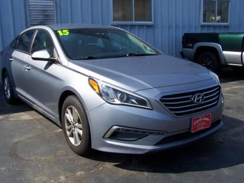 2015 Hyundai Sonata for sale at Lloyds Auto Sales & SVC in Sanford ME