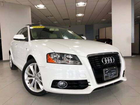 2011 Audi A3 for sale at Cj king of car loans/JJ's Best Auto Sales in Troy MI
