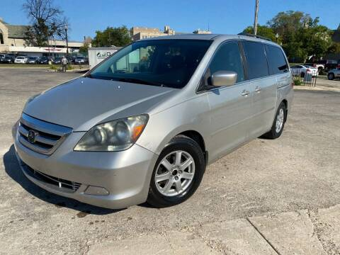 2005 Honda Odyssey for sale at Your Car Source in Kenosha WI