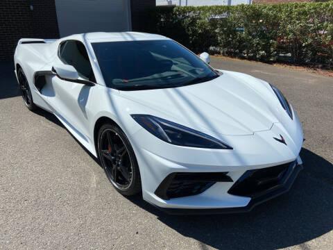 2021 Chevrolet Corvette for sale at International Motor Group LLC in Hasbrouck Heights NJ