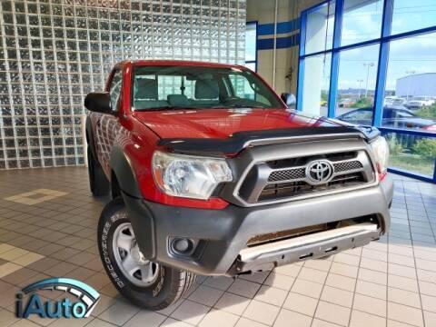 2014 Toyota Tacoma for sale at iAuto in Cincinnati OH