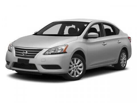 2013 Nissan Sentra for sale at SCOTT EVANS CHRYSLER DODGE in Carrollton GA