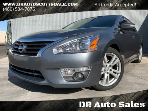 2014 Nissan Altima for sale at DR Auto Sales in Scottsdale AZ