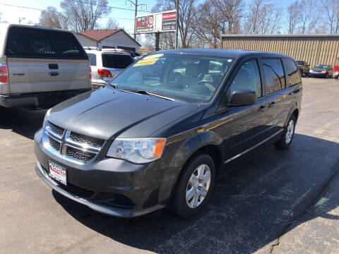2011 Dodge Grand Caravan for sale at Smart Buy Auto in Bradley IL
