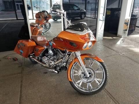 2007 HARLEY DAVIDSON ROAD GLIDE for sale at CENTURY MOTORS in Fresno CA