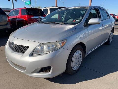 2009 Toyota Corolla for sale at Town and Country Motors in Mesa AZ