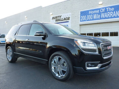 2017 GMC Acadia Limited for sale at RUSTY WALLACE HONDA in Knoxville TN
