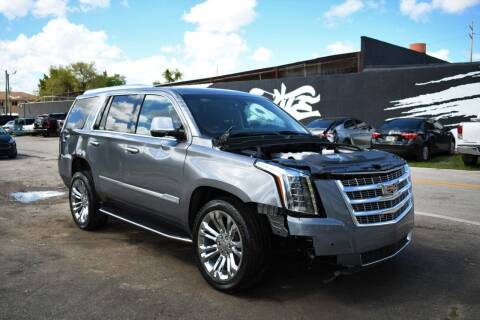 2020 Cadillac Escalade for sale at STS Automotive - Miami, FL in Miami FL