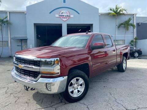 2016 Chevrolet Silverado 1500 for sale at Ven-Usa Autosales Inc in Miami FL