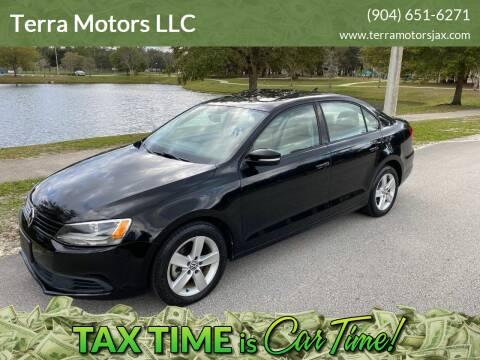 2012 Volkswagen Jetta for sale at Terra Motors LLC in Jacksonville FL