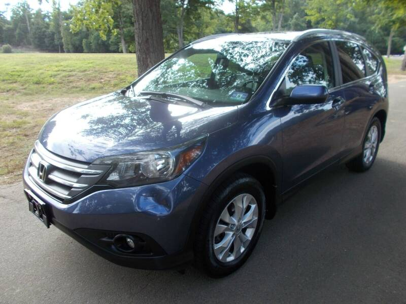 2012 Honda CR-V for sale at Mercury Auto Sales in Woodland Park NJ