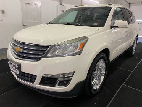 2013 Chevrolet Traverse for sale at TOWNE AUTO BROKERS in Virginia Beach VA