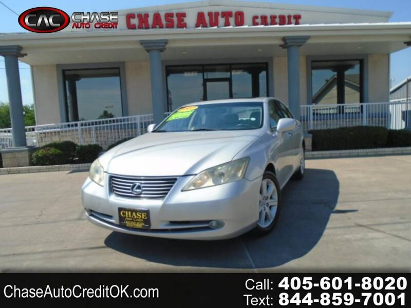 2007 Lexus ES 350 for sale at Chase Auto Credit in Oklahoma City OK