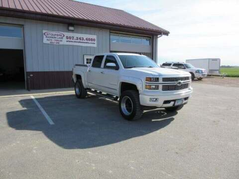 2015 Chevrolet Silverado 1500 for sale at Stoufers Auto Sales, Inc in Madison Lake MN