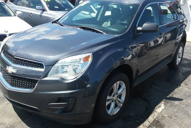 2011 Chevrolet Equinox for sale at Ultimate Car Solutions in Pompano Beach FL