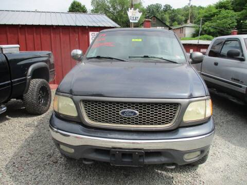 1999 Ford F-150 for sale at FERNWOOD AUTO SALES in Nicholson PA