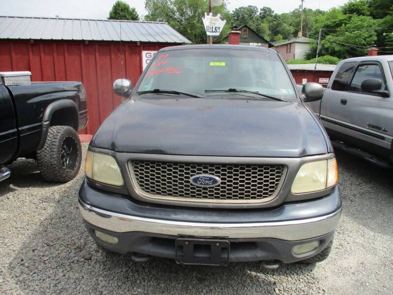 1999 Ford F-150 for sale in Nicholson, PA