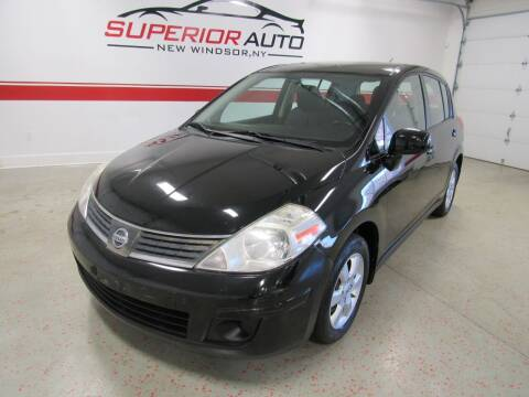2007 Nissan Versa for sale at Superior Auto Sales in New Windsor NY