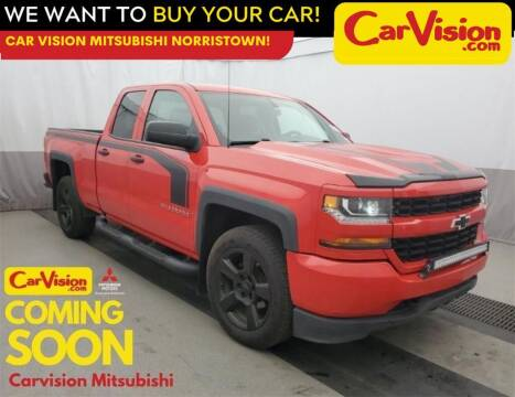 2017 Chevrolet Silverado 1500 for sale at Car Vision Mitsubishi Norristown in Norristown PA