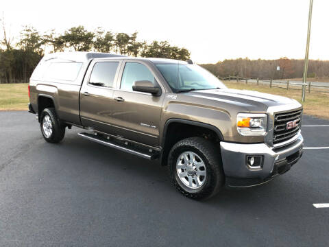2015 GMC Sierra 2500HD for sale at Superior Wholesalers Inc. in Fredericksburg VA