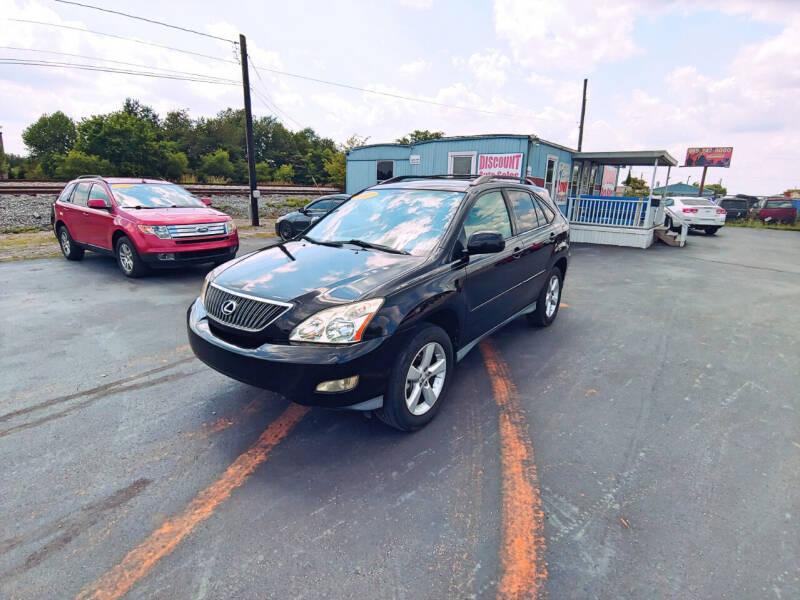 2007 Lexus RX 350 for sale at DISCOUNT AUTO SALES in Murfreesboro TN