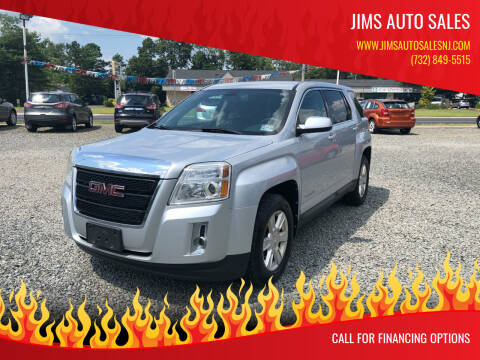 2011 GMC Terrain for sale at Jims Auto Sales in Lakehurst NJ