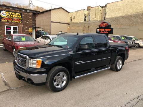 2013 GMC Sierra 1500 for sale at STEEL TOWN PRE OWNED AUTO SALES in Weirton WV