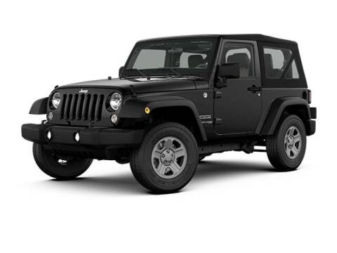 2018 Jeep Wrangler JK for sale at Griffin Mitsubishi in Monroe NC