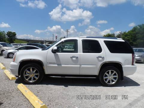 2008 GMC Yukon for sale at Town and Country Motors in Warsaw MO