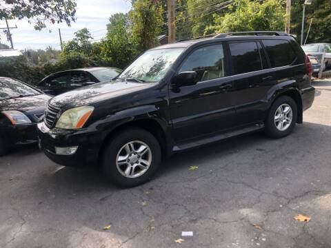 2005 Lexus GX 470 for sale at 22nd ST Motors in Quakertown PA