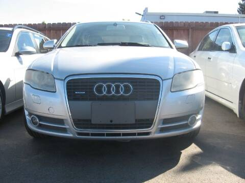 2007 Audi A4 for sale at Dealer Finance Auto Center LLC in Sacramento CA