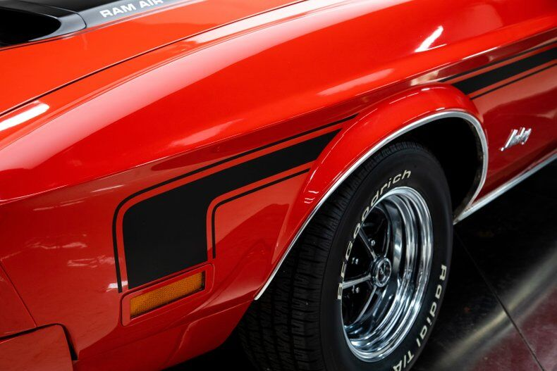 1973 Ford Mustang 46