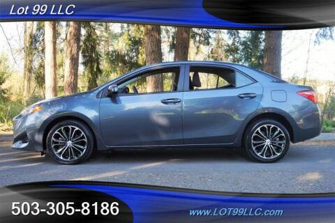 2019 Toyota Corolla for sale at LOT 99 LLC in Milwaukie OR