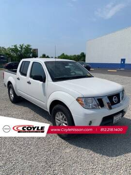 2019 Nissan Frontier for sale at COYLE GM - COYLE NISSAN - New Inventory in Clarksville IN