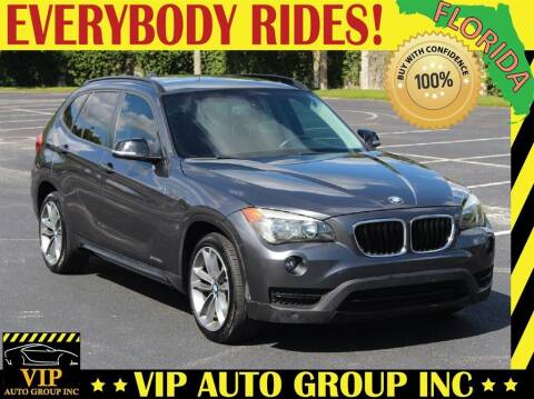 2014 BMW X1 for sale at VIP Auto Group in Clearwater FL