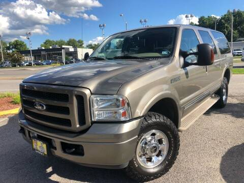 2005 Ford Excursion for sale at Carterra in Norfolk VA