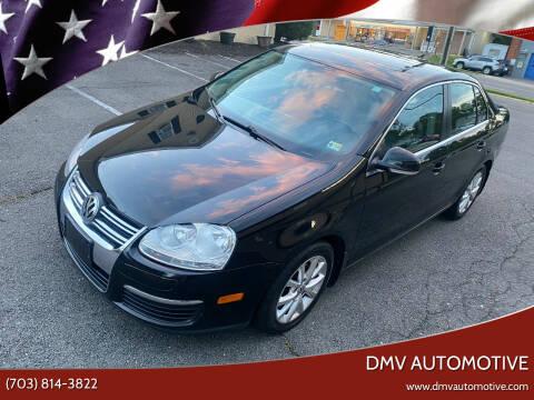 2010 Volkswagen Jetta for sale at DMV Automotive in Falls Church VA