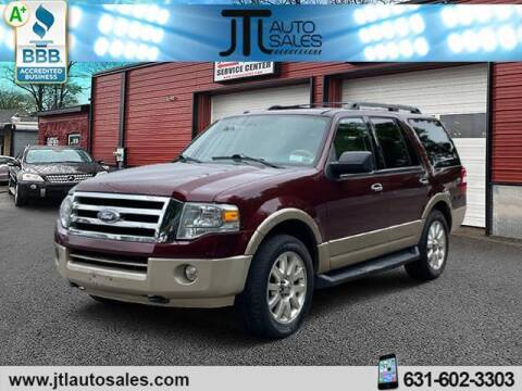 2011 Ford Expedition for sale at JTL Auto Inc in Selden NY