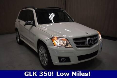2012 Mercedes-Benz GLK for sale at Vorderman Imports in Fort Wayne IN