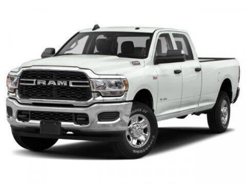 2020 RAM Ram Pickup 3500 for sale at SCOTT EVANS CHRYSLER DODGE in Carrollton GA