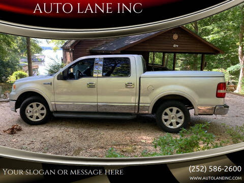 2006 Lincoln Mark LT for sale at AUTO LANE INC in Henrico NC