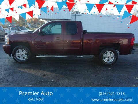 2009 Chevrolet Silverado 1500 for sale at Premier Auto in Independence MO
