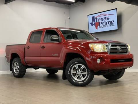 2010 Toyota Tacoma for sale at Texas Prime Motors in Houston TX
