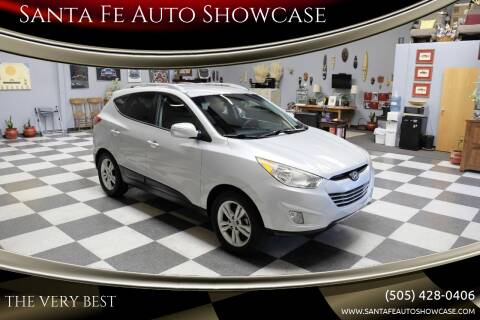 2013 Hyundai Tucson for sale at Santa Fe Auto Showcase in Santa Fe NM