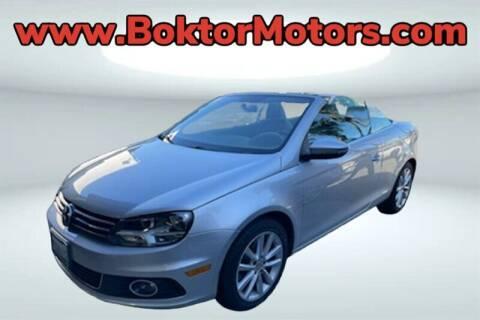 2012 Volkswagen Eos for sale at Boktor Motors in North Hollywood CA