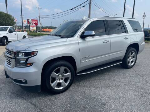 2018 Chevrolet Tahoe for sale at Modern Automotive in Boiling Springs SC