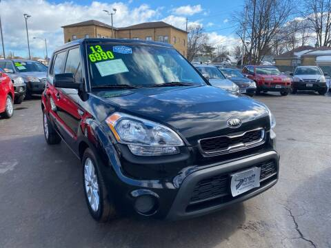 2013 Kia Soul for sale at Streff Auto Group in Milwaukee WI
