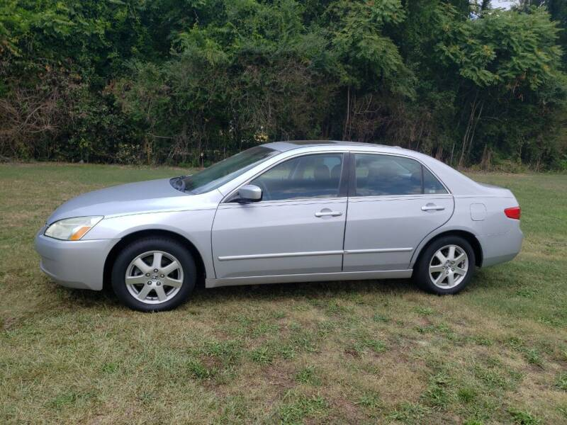 2005 Honda Accord for sale at A-1 Auto Sales in Anderson SC