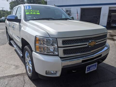 2013 Chevrolet Silverado 1500 for sale at GREAT DEALS ON WHEELS in Michigan City IN